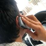 Jak neplatit pokuty za telefonování v autě