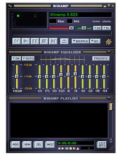 Přehrávač hudby Winamp končí